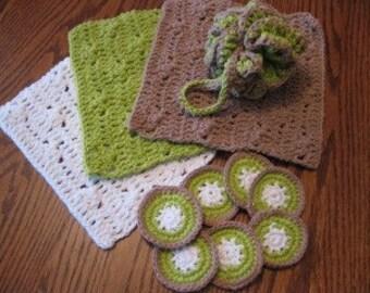 Kiwi Spa Gift Set