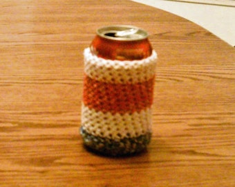American pride can/bottle/glass cozy