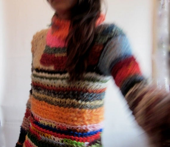 The Scrappy Sweater