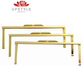 3 Purse Frames - Gold
