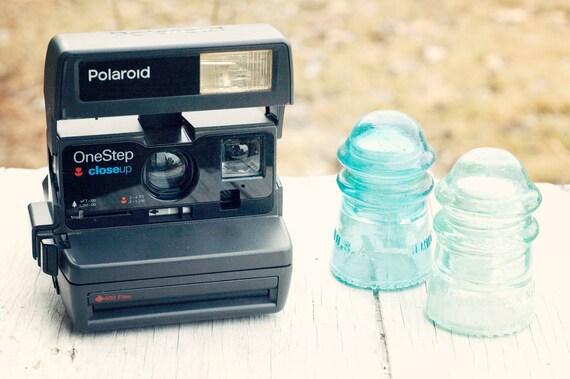Film Tested Polaroid OneStep Closeup Instant Camera