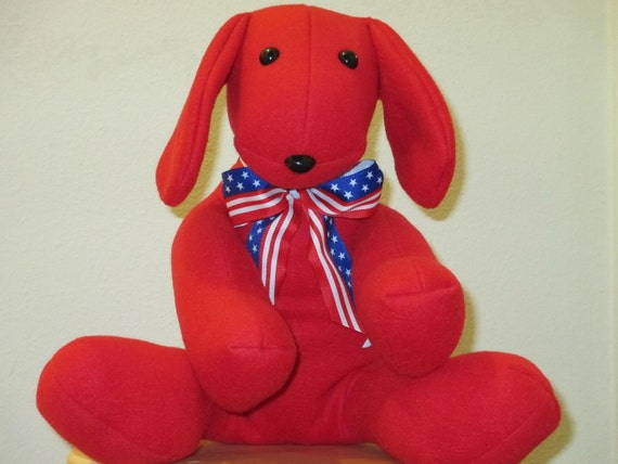 Big Red Puppy Q  ON SALE NOW