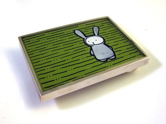 Bunny Belt Buckle