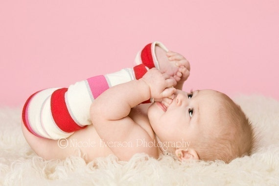 Choose ANY 3 Pairs of Baby Leg Warmers--Always Ships Within 24 Hours OR LESS