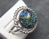 Vintage Ring Northern Lights Coventry R3016
