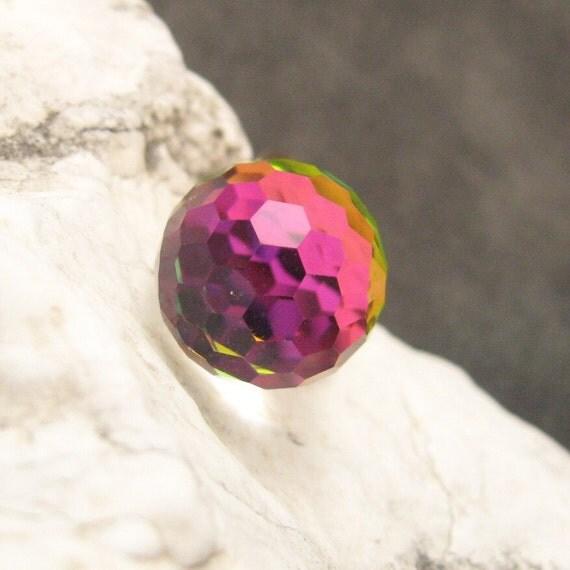 Huge Crystal Prism Ring Showstopper R4492