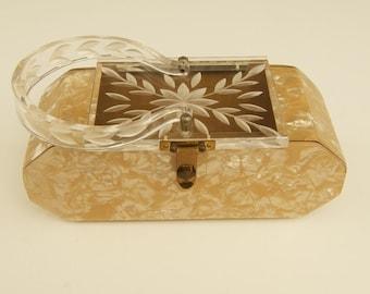 SALE WAS 250 Vintage Florida Handbag