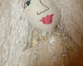 Story - Art Doll by Theresa Wells Stifel