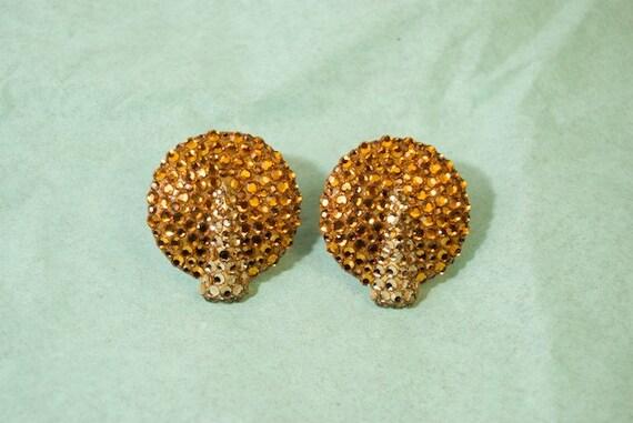 Richard Kerr Clip Earrings