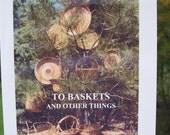Pine Needle Basketry Book