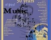 Personalized Music Mix CD