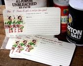 Have I got a recipe for you - 10 Recipe Cards