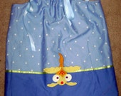 Goldfish Pillowcase Dress