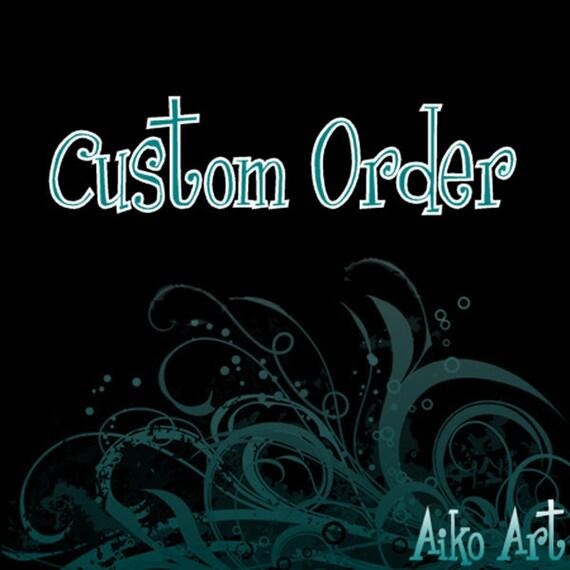 Custom listing for hmiller22