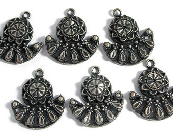 Vintage Spanish Concho Charms