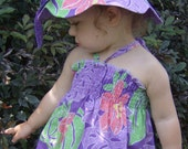 OOAK - Spring and Summer Sun Hat