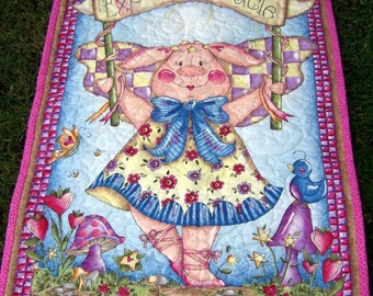 Charlotte's Web   Expect a Miracle   Small Quilt or Nap Mat