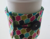 INSULATED Coffee Cup Cozy - Scales