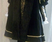 MADE To ORDER Mens Renaissance, Tudor, Henry VIII Costume -
