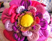 Las Vegas ShOwGiRl Zinnia Pillow - A Pillow With Pizzazz - Free US Shipping