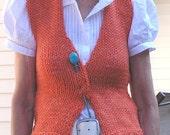FALL CURVES-Curve Revealing Vest