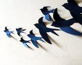 20 3D Bird Wall Art