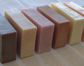 PROMO SALE - Buy 5 bars of soap and get one free