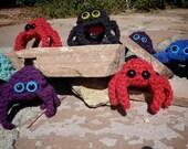 mini spider pattern--Crochet .pdf