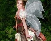 CUSTOM FOR jerriannehahne -- Autumn Renaissance Fairy Gown Costume Woman's Size 8/10