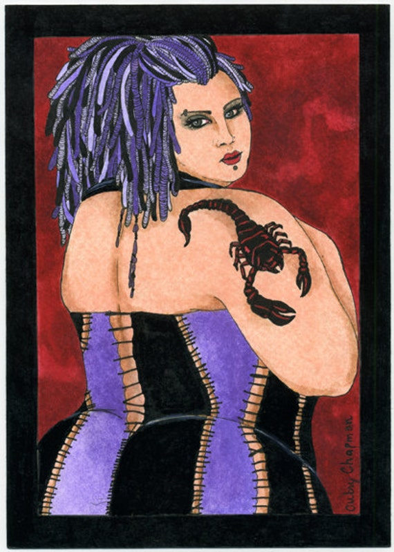 Fat women with tattoos sonia fat girl tattoo 5x7 or 8x10 for Chubby tattooed girls