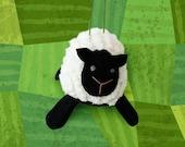 Zooguu Sheep Plush - Ornament - Customize It