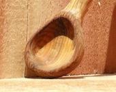 Decorative Cedar Spoon 0922