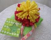 Gift wrap on the go - furoshiki