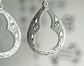 NAEVIA Earrings - Solid Sterling Silver .925 Ear WireS - Made in USA Findings - Small - Insurance Included