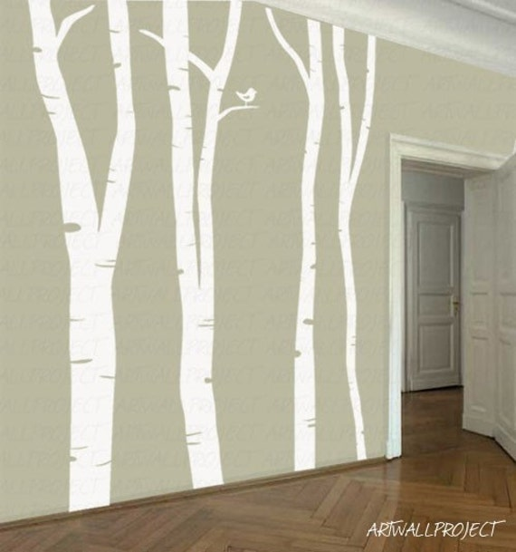 Wall Art Vinyl Decal Sticker Home Style - Forest 101