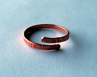Adjustable copper bypass ring