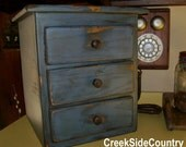 PRIMITIVE Wood  Appliance  Mixer Cover