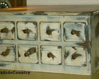Primitive Wood TOASTER OVEN Cover - any color