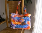 NEW ITEM - Tropical Island Tote