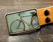 Bike belt buckle
