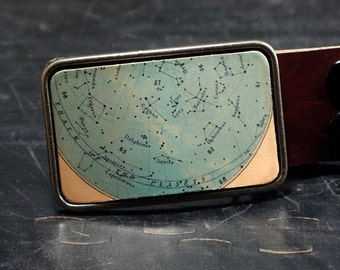 Star chart buckle