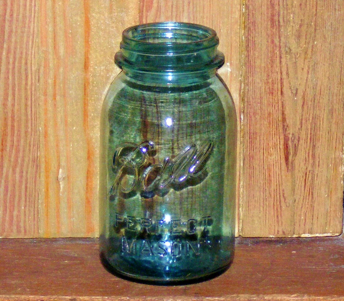 ATLAS MASON JAR with 'unlucky' number 13 - clear glass mason jar - $ For sale is an Atlas clear glass mason jar. As seen in the pictures it has the lucky number 13 on the bottom. The glass is in great condition and the jar has no nicks. Great collector piece, as .