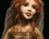 OOAK Art Doll - Full Figure Sculpt Fantasy Figure... A Place in Time by Sue Barton