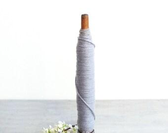 Vintage Wooden Textile Spool