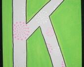 K Firework dots