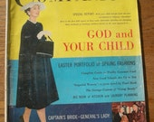 May 1956 Womans Home Companion Magazine