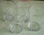 2 ounce Shot Glasses set of  4