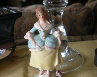 Coventry Vintage Lady Figurine Rosemund