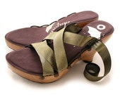 SALE - Size 8W - High Cherry Point Mohop Handmade Shoes
