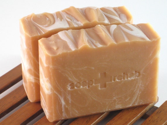 Peach Ginger Soap Bar